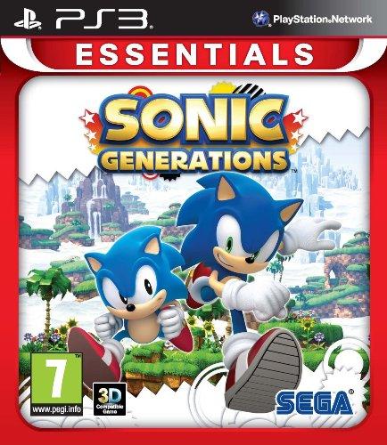 Sonic Generations: Essentials (PS3) UK IMPORT