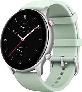 Amazfit GTR 2E Smartwatch With 24H Heart Rate, Sleep, Stress And Spo2 Monitor, Activity Tracker With 90 Sports Modes, 24 D...