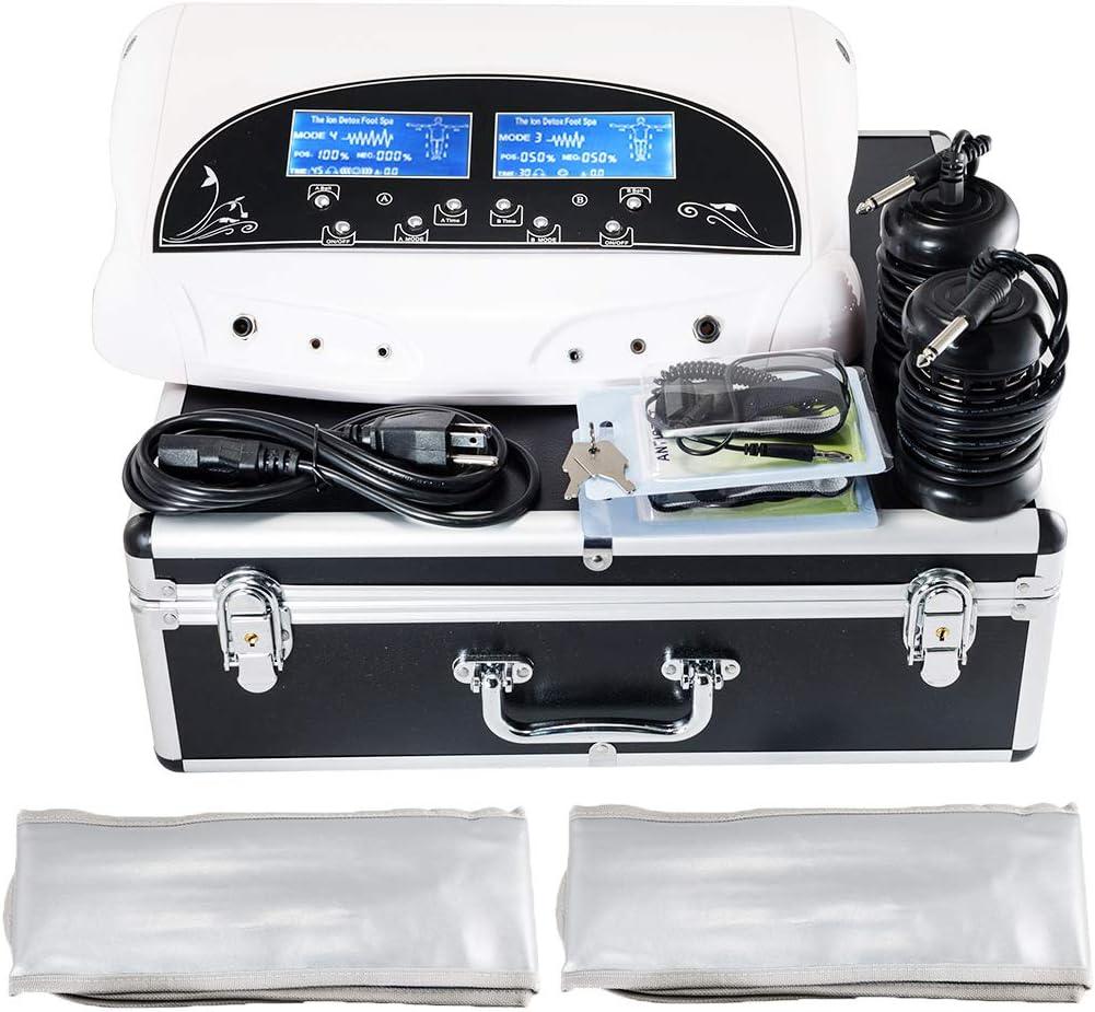 iMeshbean® Ionic Ion Foot Detox Bath 期間限定 Professional 新色 Cleans Machine