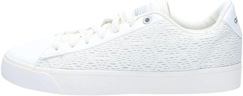 Schön adidas Cloudfoam Daily QT Mid Schuh Frauen (Weiß