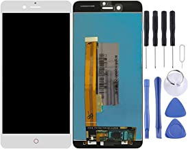 Mobile Phones Replacement Parts for ZTE Nubia Z11 miniS / NX549J LCD Screen and Digitizer Full Assembly New