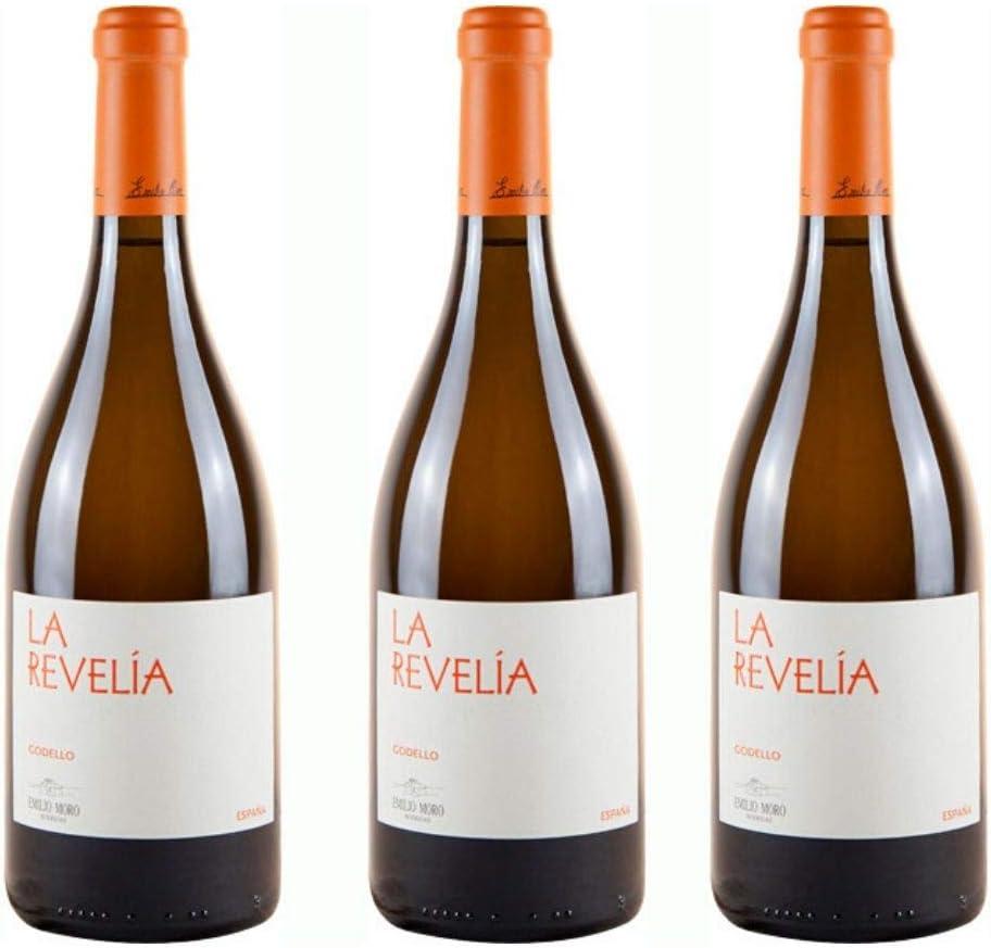La Revelía Vino blanco -750ml