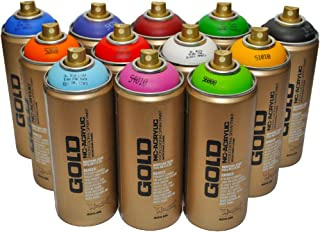 Best montana gold spray paint colors Reviews