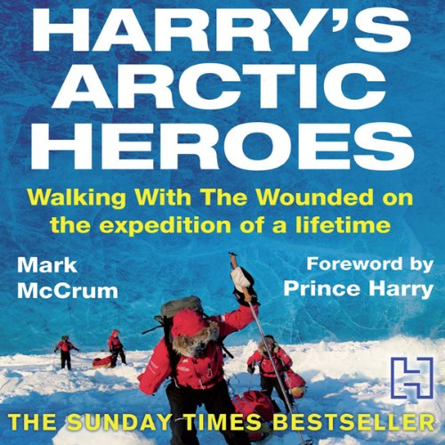 Harry's Arctic Heroes cover art