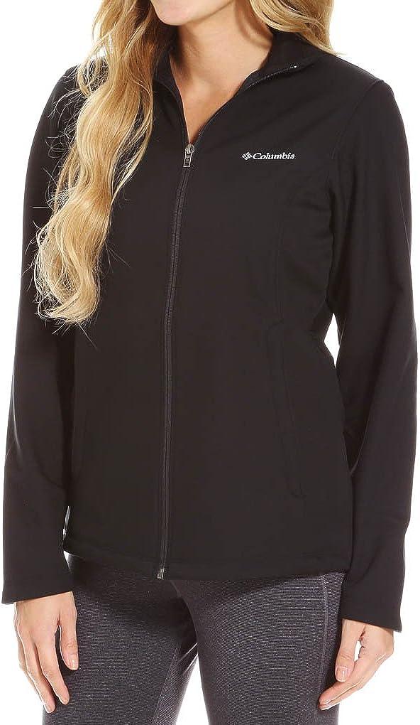 Columbia Women's Plus Size Kruser Ridge Softshell Jacket