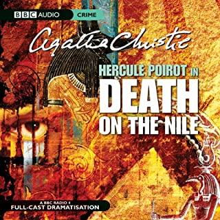 Death on the Nile                   De :                                                                                                                                 Agatha Christie                               Lu par :                                                                                                                                 John Moffatt                      Durée : 2 h et 14 min     1 notation     Global 5,0