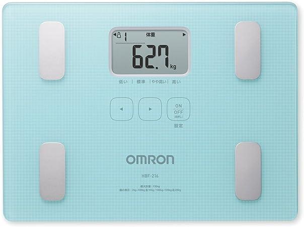 計 オムロン 体重