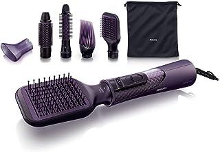 مصفف شعر هوائي برو كير مع 5 ملحقات تصفيف موديل HP8656 من فيليبس، عناية ايونية