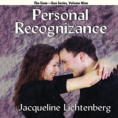 Personal Recognizance audiobook cover art