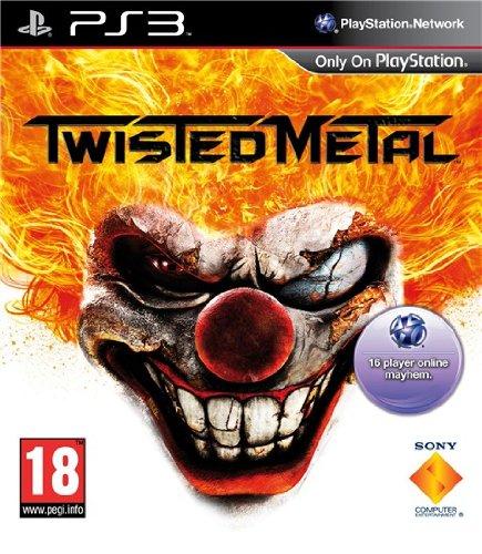 Twisted Metal PS-3 PEGI + Twisted Metal Black DLC [Edizione : Germania]