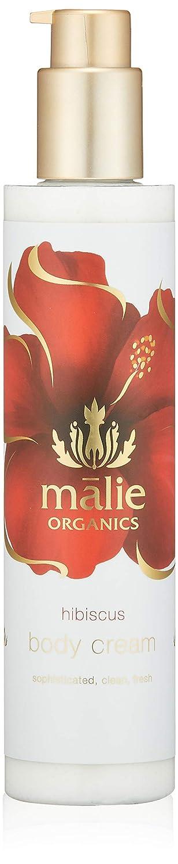 いじめっ子教畝間Malie Organics(マリエオーガニクス) ボディクリーム ハイビスカス 222ml