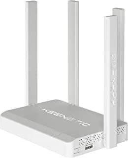 Keenetic Extra DSL AC1200 Whole Home Wi-Fi Kablosuz VDSL2/ADSL2+ Modem Router