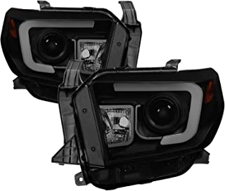 Spyder Auto 5080165 Projector Style Headlights Black/Smoked