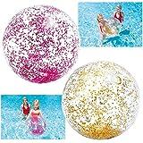 INTEX Ballon à paillettes glitter 71 cm