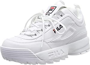 tenis fila blancos mujer precio