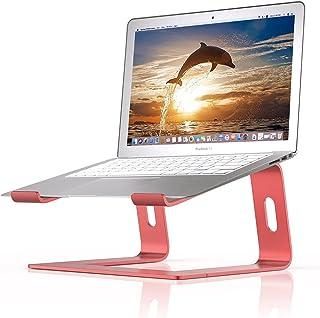BoYata Stativ för bärbar bärbar bärbar bärbar bärbar bärbar datorhållare, notebookstativ kompatibelt med 10-15,9 tum MacBo...