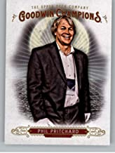 2018 Upper Deck Goodwin Champions MultiSport #18 Phil Pritchard Vertical