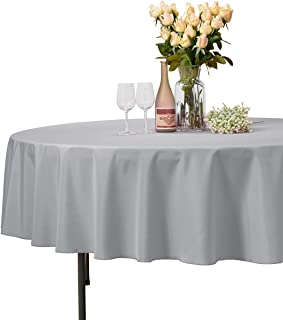 Best teal polyester tablecloth Reviews