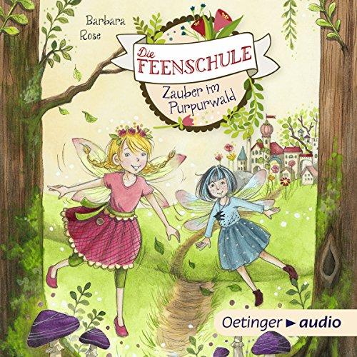 Zauber im Purpurwald audiobook cover art