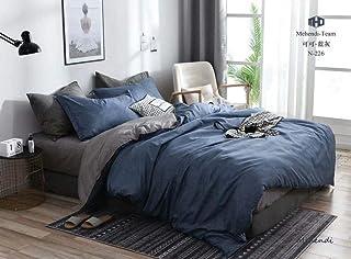 Kingsize Bedsheet 6pcs One Set High Cotton Quality Bedding Set Duvet Cover 03