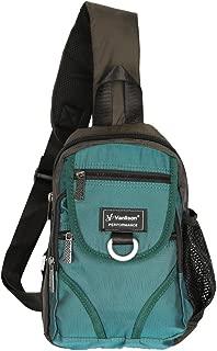 Vanlison Crossbody Sling Bag Backpack Chest Shoulder Bag Unisex
