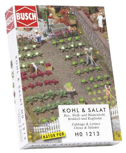 Busch - Material para suelo de modelismo (12x10x5 cm) , color/modelo surtido