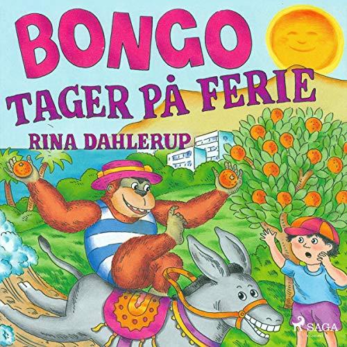 『Bongo tager på ferie』のカバーアート