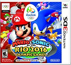 $49 » Mario & Sonic at the Rio 2016 Olympic Games - Nintendo 3DS Standard Edition