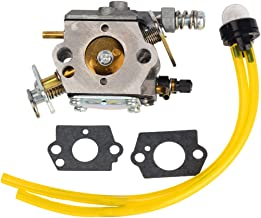 HIFROM Carburetor with Gasket Replace for Poulan Sears Craftsman Chainsaw Walbro WT-89 WT-891 WT-391 WT-600 Poulan 2075c 20750c 2150 2150LE Chainsaw ZAMA C1Q-W8 C1Q-W14 Poulan # 530069703