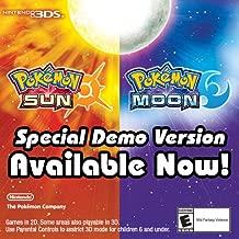 Pokémon Sun and Pokémon Moon Special Demo Version- Nintendo 3DS [Digital Code]