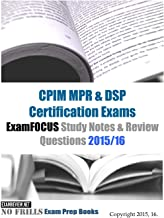 CPIM MPR & DSP Certification Exams ExamFOCUS Study Notes & Review Questions 2015/16