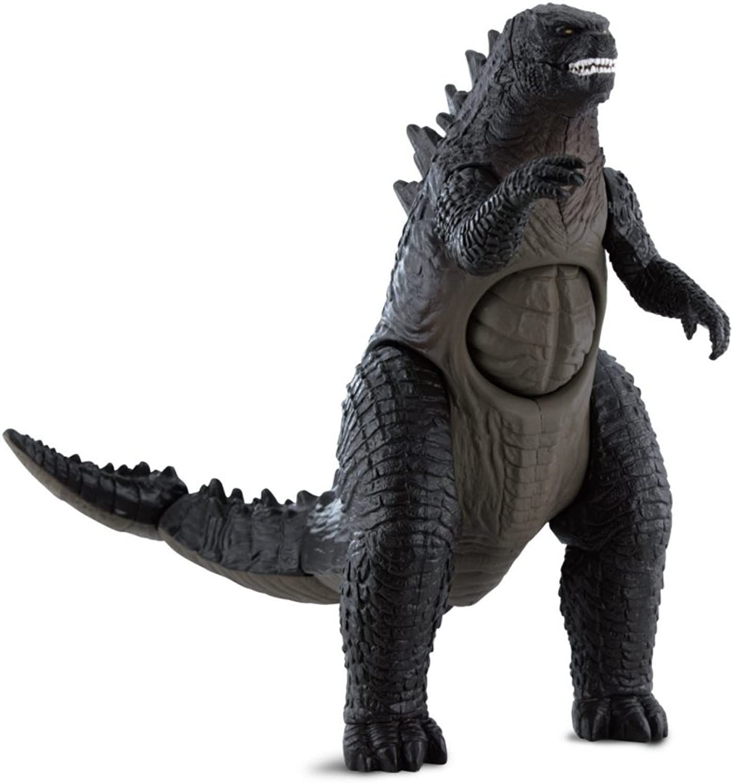 Godzilla 2014 Movie Tail Strike Fighting Action Figur