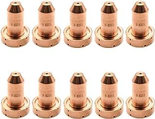Donwind 9-8211 Thermal Dynamics SL60/SL100 A120 Nozzle 80Amp Plasma Cutting Torch 10pk