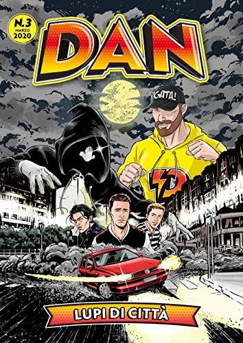 Fumetto Dan - Lupi di città - n.3
