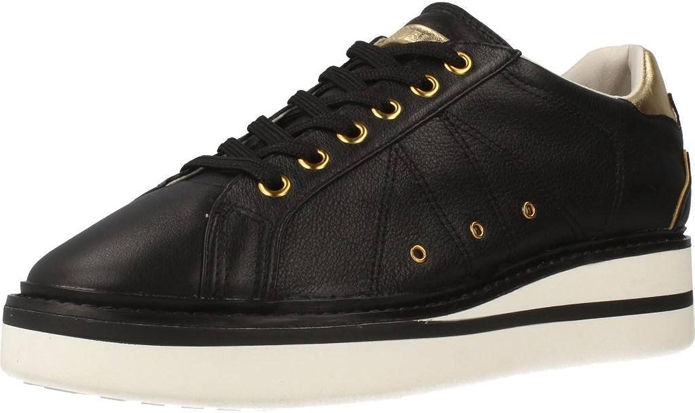 LUMBERJACK shoes Woman Low Sneakers Skyler SW43505-001 Black