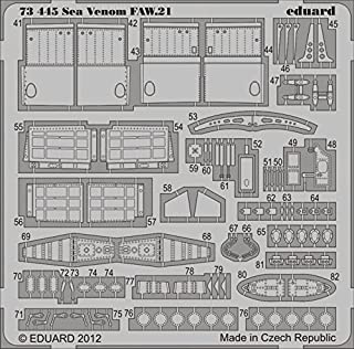 Eduard 1:72 Sea Venom FAW.21 S.A. Photo-Etch Detail Set for Cyber Hobby #73445*