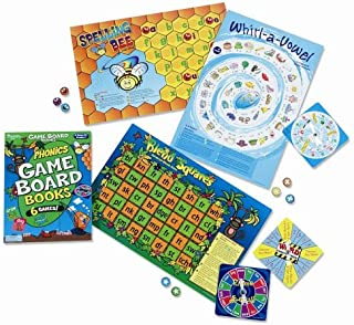 Learning Resources Phonics Game Board Book