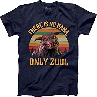 There is No Dana Only Zuul Vintage Retro T-Shirt Terror Dog Ghostbusters