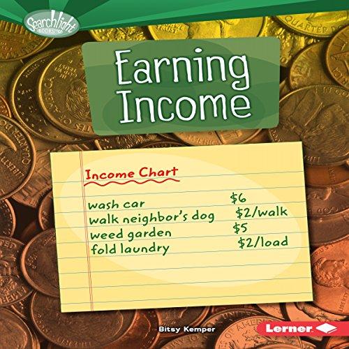 Earning Income copertina
