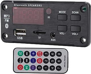 Ccylez Placa decodificadora de MP3 USB Car Audio Placa decodificadora de MP3 Bluetooth Bluetooth 5.0 Módulo de grabación d...