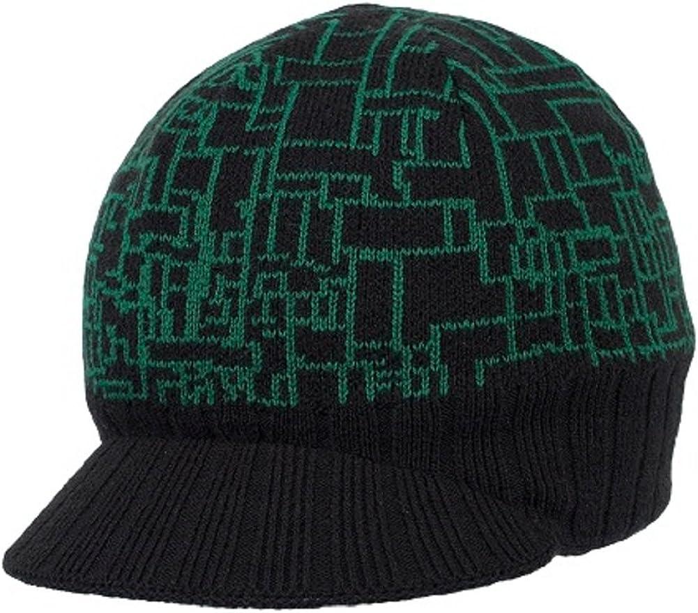 Spyder Boys Winter Brim Hat - Black