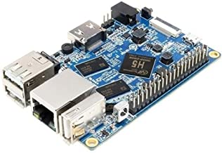 DENG XIA Interfaz en Serie Orange Pi PC 2 H5 Quad-Core 64bit Soporte Linux Ubuntu y Android Mini PC
