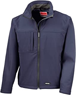 Result Men's Classic Soft Shell Jacket