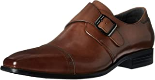 Men's Macmillian-Cap Toe Monk Strap Slip-on Loafer