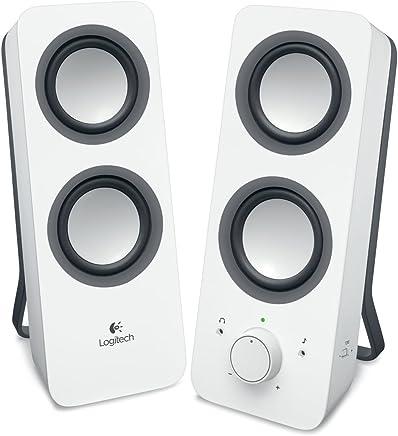 Logitech Z200 Altoparlanti Multimedia, Versione Italiana, senza Bluetooth, Bianco - Trova i prezzi più bassi