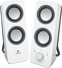 Logitech Z200 2.0 Altavoces Estéreo, 10 Vatios, Sonido Est