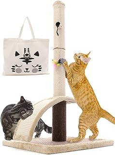 猫Heroes ネコ ツメトギ つめとぎ 爪とぎ いつでも爪とぎ ポール DX 猫 爪研ぎ 麻 ねこ (ジェイブラウン, ワイドDX)