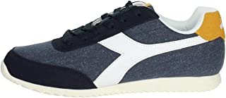 Diadora Jog Light C, Sneaker a Collo Basso Unisex-Adulto