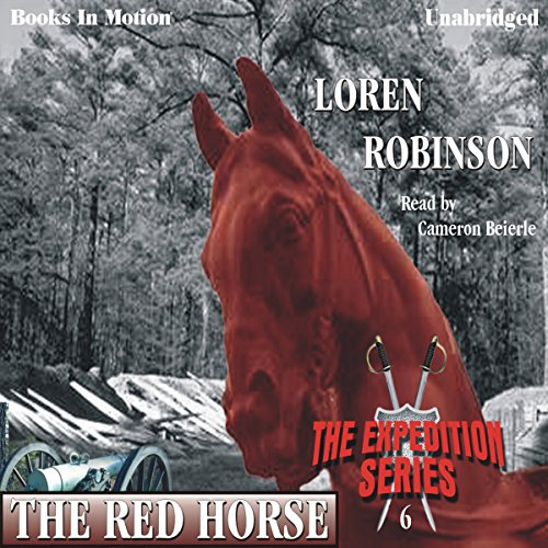 The Red Horse audiobook cover art