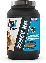 BPI Sports Whey HD Ultra Premium Protein Powder, Peanut Butter Ice Cream Bar, 1.7 Pound